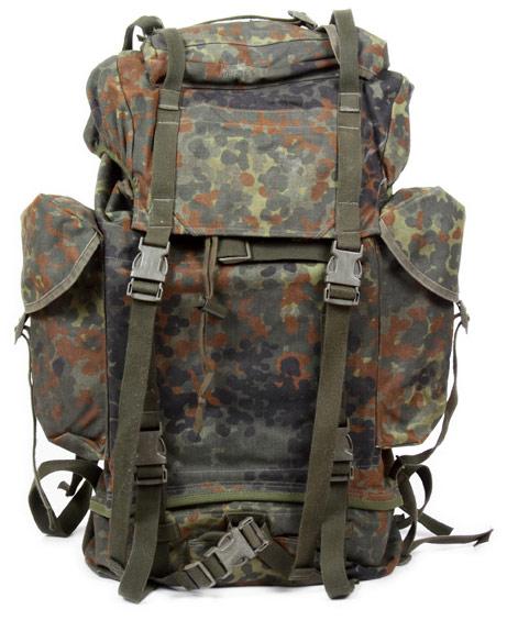 Немецкие армейские рюкзаки рюкзаки туристические от 100 литров