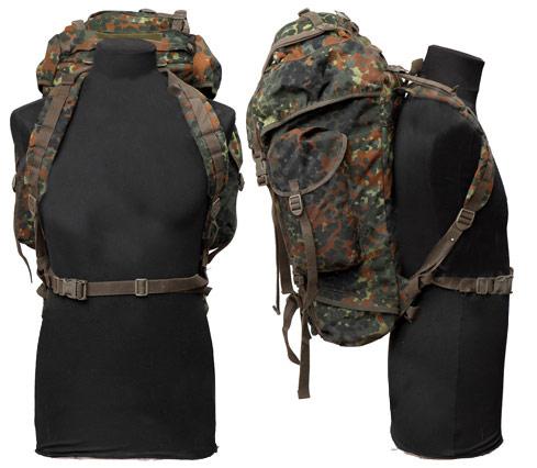 Коврик для рюкзака бундесвера тканевые рюкзаки для подростков
