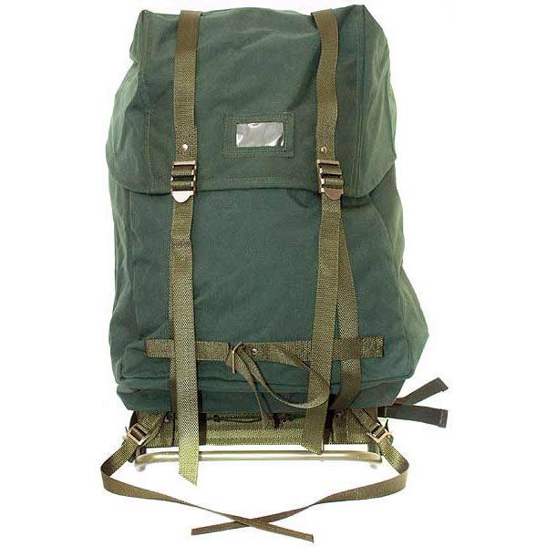 Как Завязать Военный Рюкзак