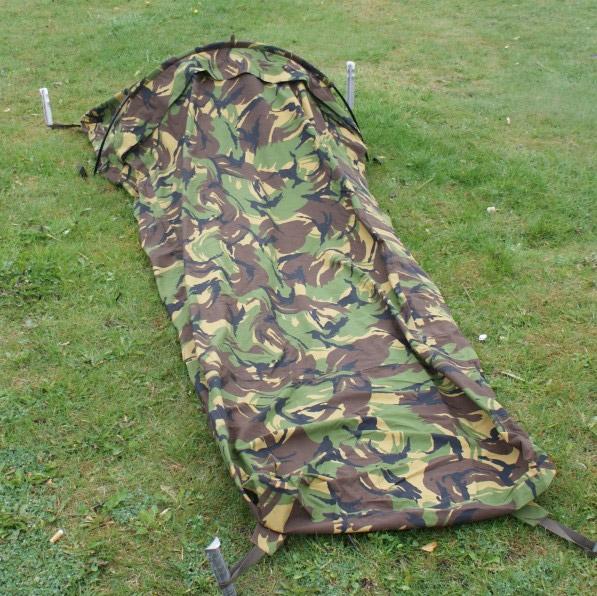 35Армейский спальный мешок