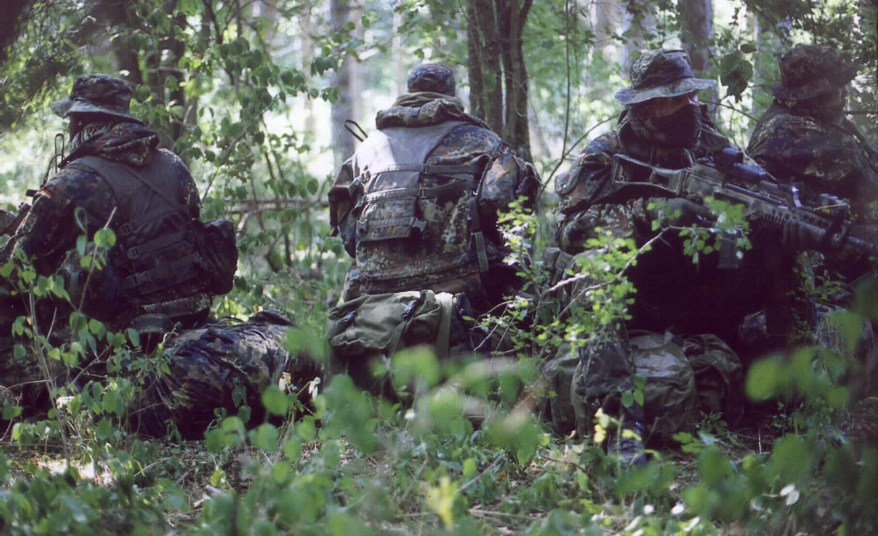 Принудили в лесу 4 фотография