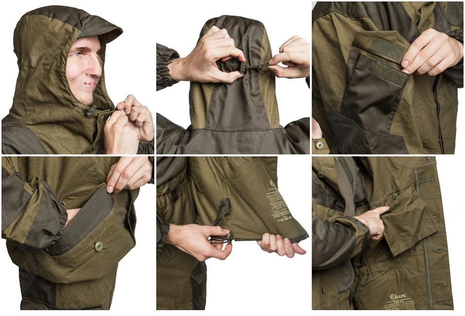 399af76d4c0d3 Костюм Горка 3 БАРС купить Костюмы камуфляжные армейские военные ...