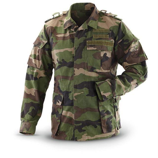 Куртка m97 slovakian camo parka