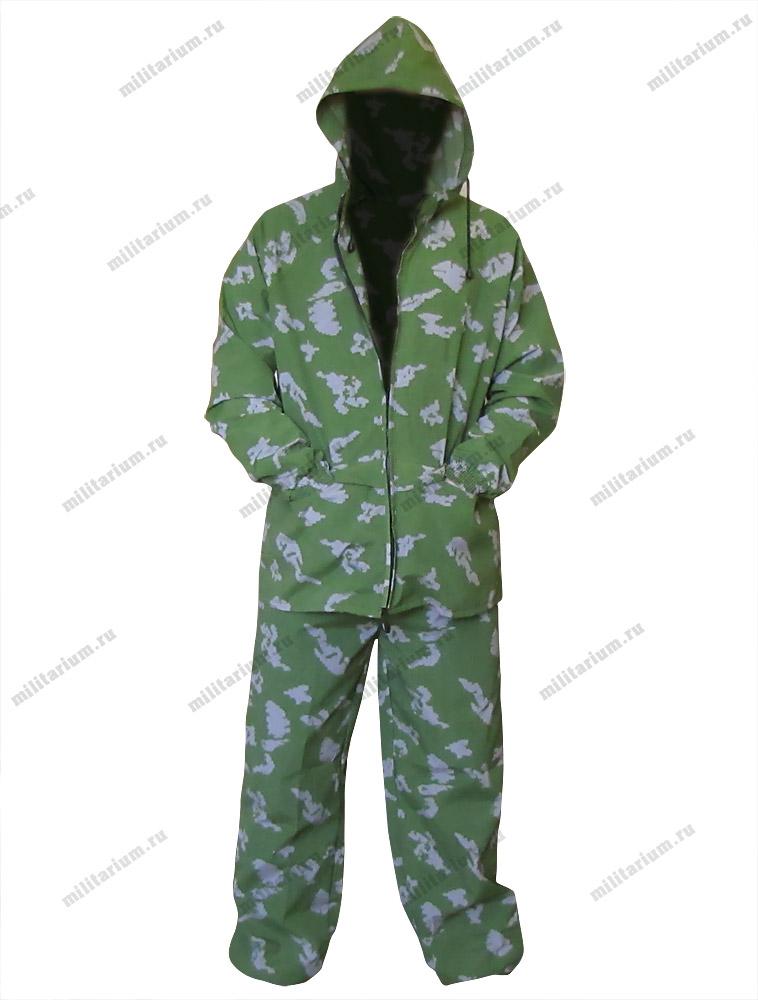 костюм маскировочный летний кмл сумрак-м1 мультикам москва