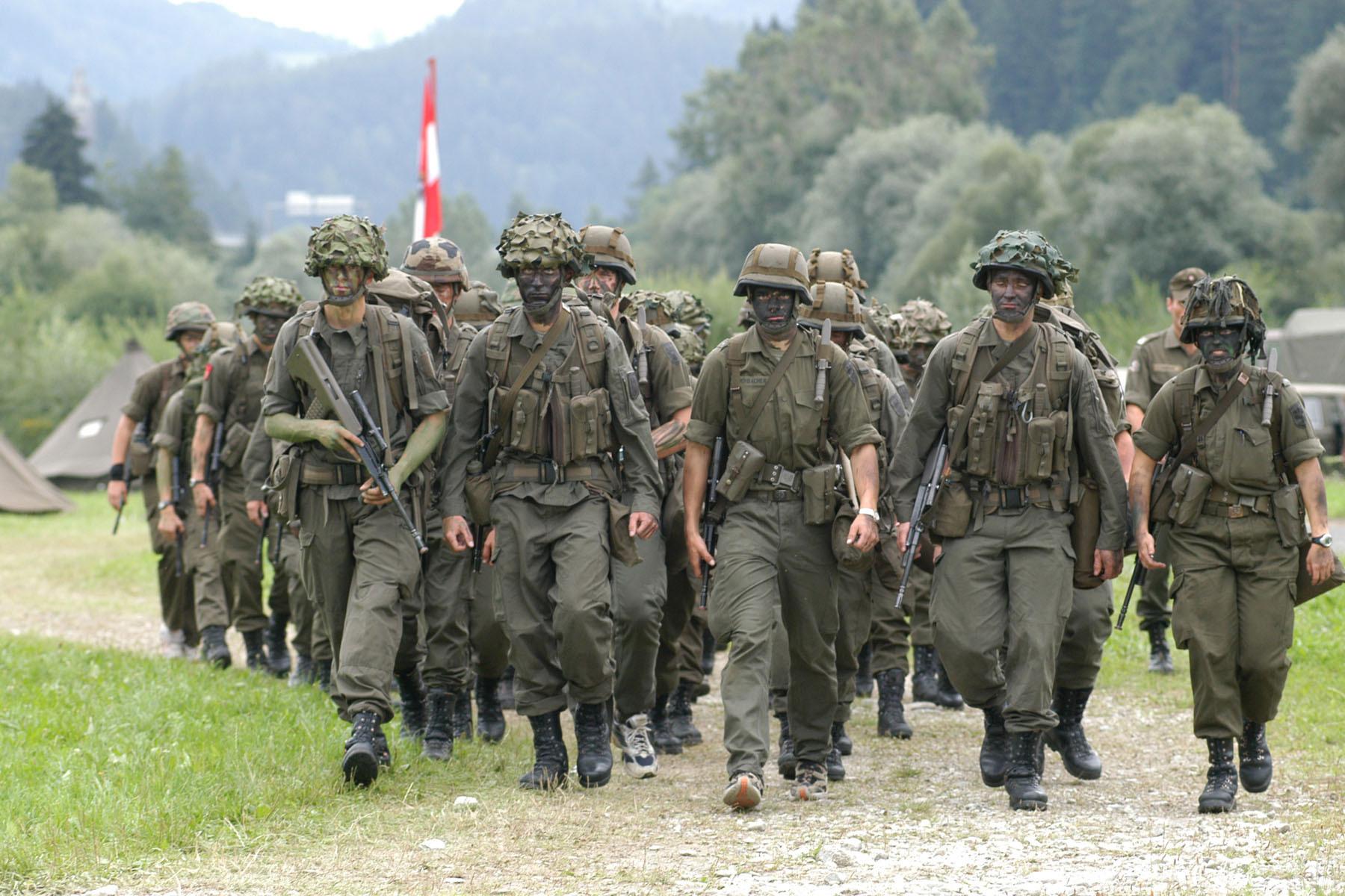 8cbcffec0f7bb Рубашка полевая. Рип-Стоп. Австрия. Рубашки армейские полевые ...