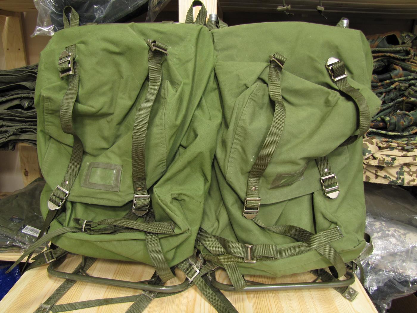 Рюкзак шведской армии lk-35 рюкзак splav argon 50